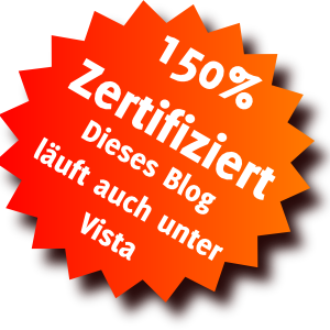 Vista-Zertifizierung